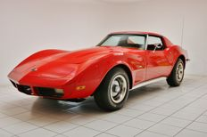 Chevrolet - Corvette C3 Stingray Targa L82 - 1973