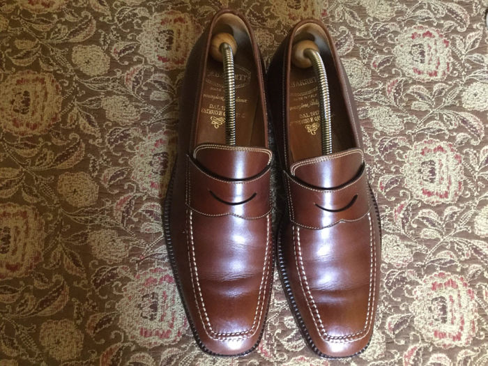 Barret English shoes