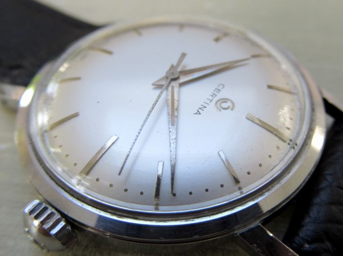 Certina men's watch from the 1960s