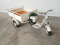 "Innocenti - Lambretta - 150 FD ""Cassonata"" (with cargo bed) - 1957"