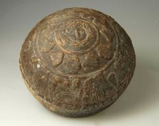 A Megarian-ware Decorated Bowl - 7,5 cm