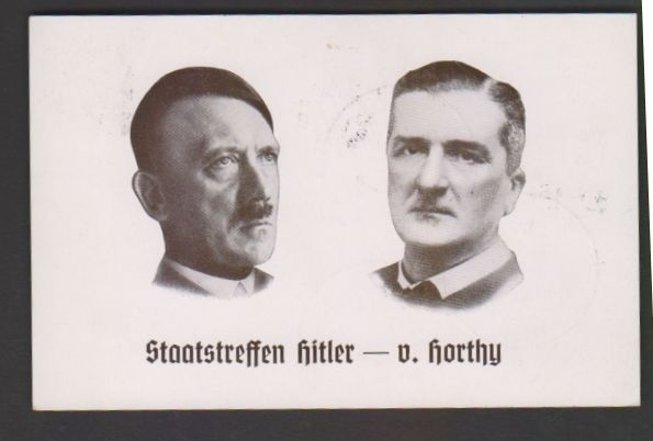 German Reich 1936-1944 - collection of 45 propaganda cards and special cards.