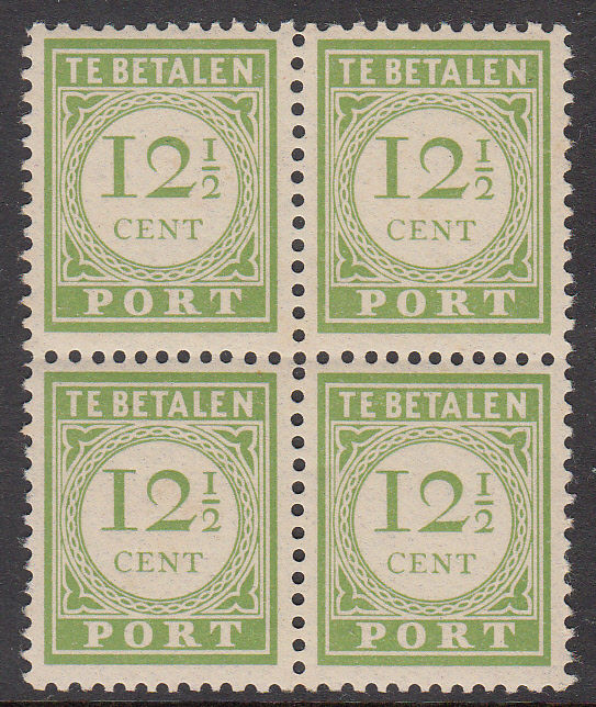 Curaçao 1945/1948 – Various issues