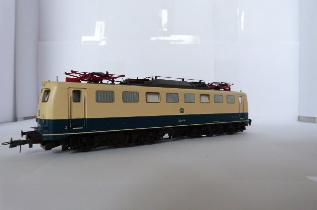 Roco H0 - 62425 - E-locomotive BR 150 of the DB
