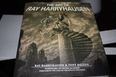 The art of Ray Harryhausen signed copy