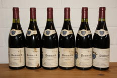 "1989 Pommard ""Greuzes"" Paul Tourier - 6 Bottles"