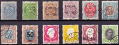 Iceland - 1876-1931 Selection