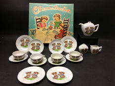 "Children's toys ""China tea set"" in original box"