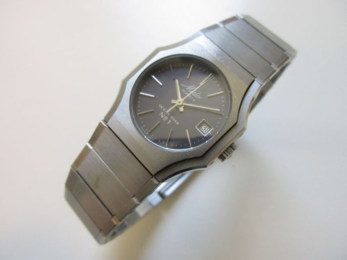 "Mido ""Ocean star"", ref.: 7012 - women's wristwatch - 1970s"