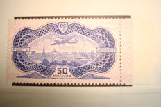 France 1936 - Airmail 50 Francs - Yvert PA 15
