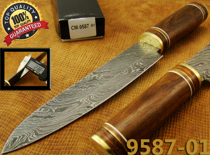 Original Damascus Steel Kitchen Knife Chef Knife Top quality (9587-1-4500