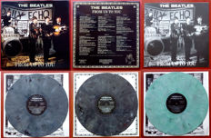 The Beatles- From Us To You || 3 multi-coloured vinyls box set 1989 ||  The Swingin' Pig ‎– TSP-015-3 || Near Mint
