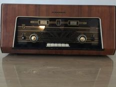 Philips Radio B5X62A from 1956