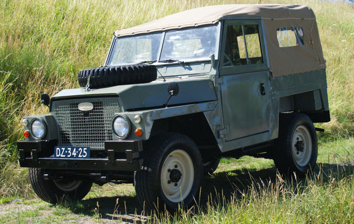 Land Rover - Lightweight series III - 1968