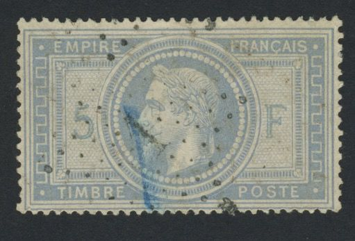 France 1869 - Emperor Napoleon II - Michel no. 32