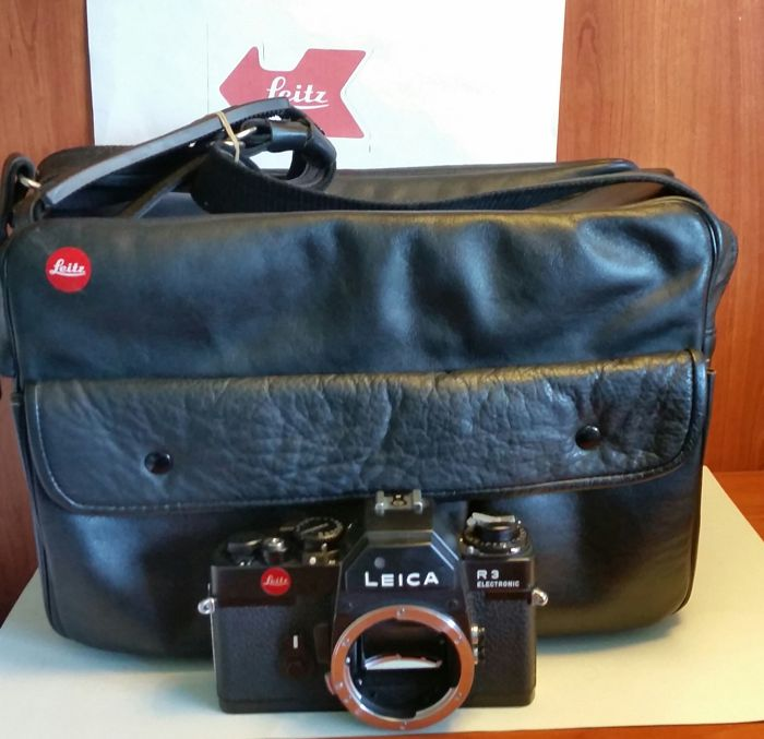 "LEICA Universal bag, ""33 x 20 x 23 cm"" THE LARGEST,"