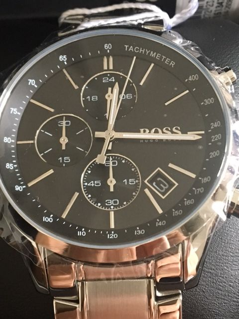 Hugo Boss Grand Prix – men's watch – 2017