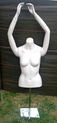 Vintage shop window mannequin, second half 20th century