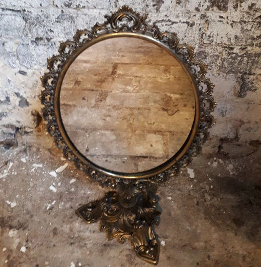 Baroque Dresser Mirror, 1st half 20th century, France