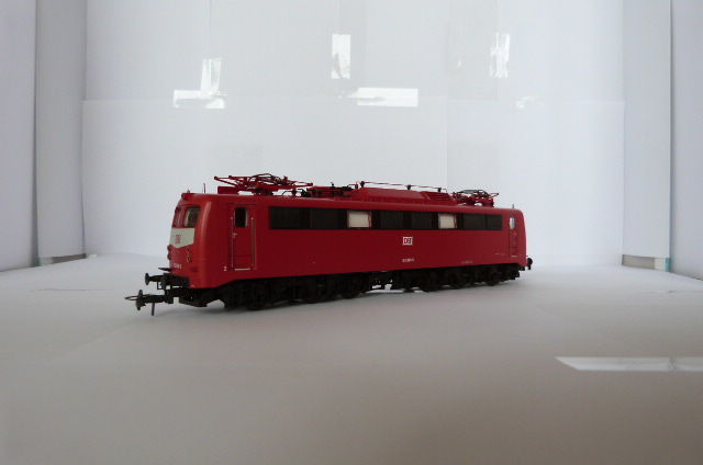 Roco H0 - 63713 - E-locomotive BR 150 of the DB