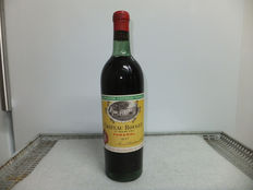 1937 Chateau Rouget, Pomerol - 1 bottle 75cl.