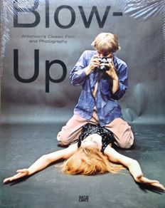 Blow-up - Antonioni's Classic Film and Photography - 2014