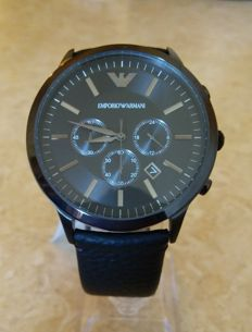 Emporio Armani Renato Chronograph - Men's watch - 2017