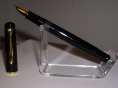 Vintage PELIKAN M150 piston filler fountain pen M nib gold-plated