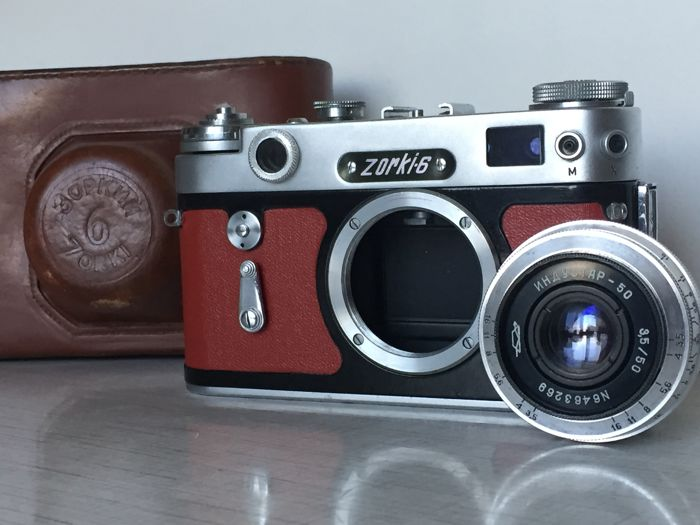 Zorki-6 in good condition