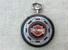 Franklin Mint pocket watch Harley Davidson.