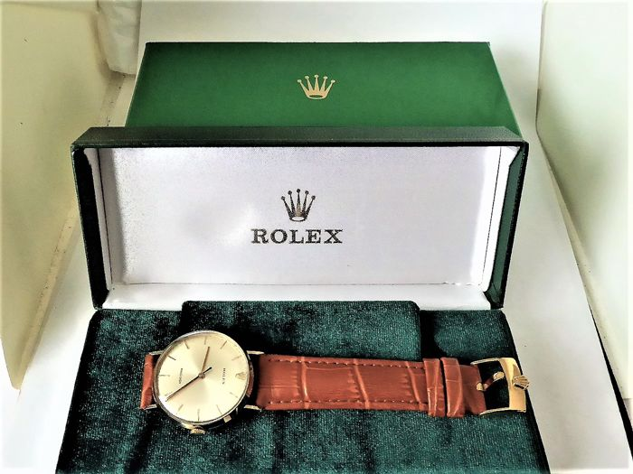 Rolex - triple signed Gents swiss wrist watch. case made in london Q 1971-72   P {ref no 146}