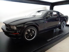 AUTOart - Scale 1/18 - Ford Mustang Bullit