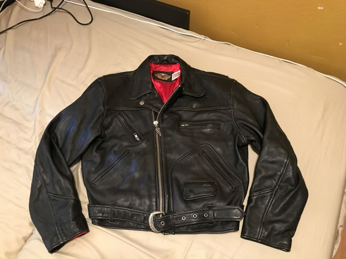 Harley-Davidson - leather jacket