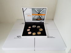 The Netherlands – Coin sets 2016 (5 items)