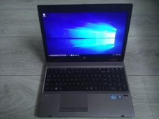 HP ProBook 6560b business notebook - Intel Core i5 2520M 2.5Ghz (3.2Ghz Turbo), 4GB DDR3 RAM, 320GB HD, Windows 10