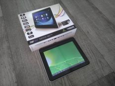 "Logicom Tab 852 Android Tablet, complete in box - 8"" Screen, Dualcore A9 1.6Ghz CPU, 1GB RAM, HDMI, Dual cameras"