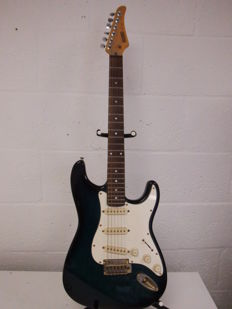 Hohner ST 59 Professional Seefoam Stratocaster 1990
