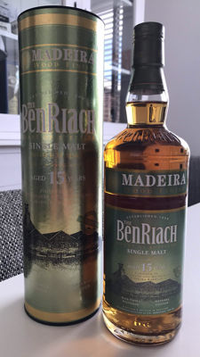 Benriach 15 years old Madeira Wood Finish