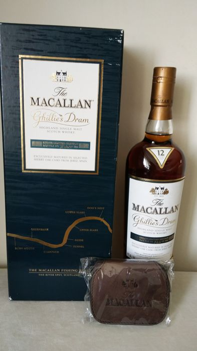 The Macallan Ghillie's Dram No. 744/800