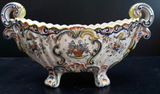 Large bowl, Rouen, Corbeille series.