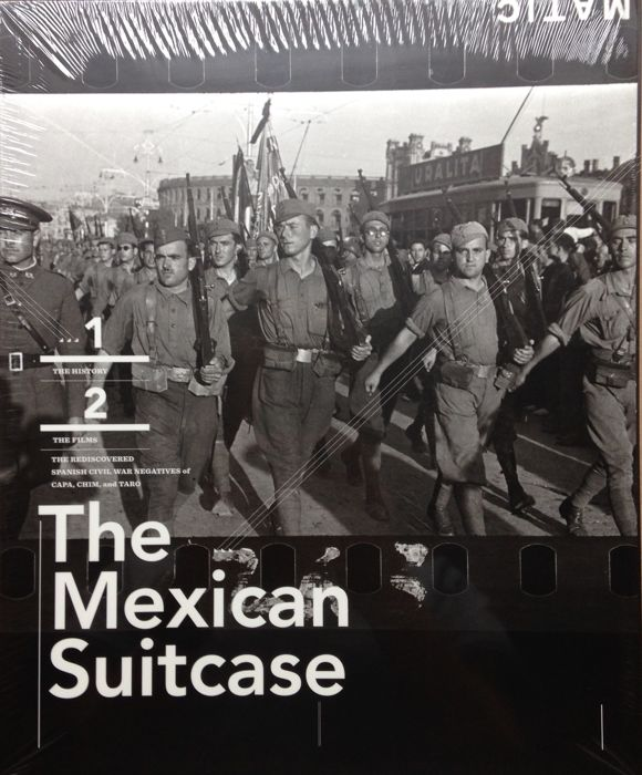 Robert Capa - The Mexican Suitcase - 2010