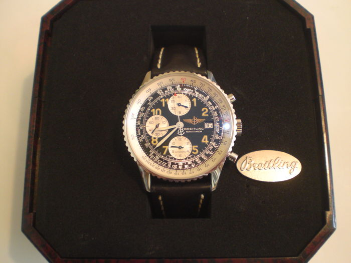 Breitling Navitimer – men's watch – in mint condition