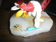 Foghorn Leghorn - Limited Edition - Onyx Statue By Ron Lee - (1991)
