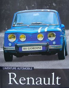 "Book : L'aventure Automobile "" Renault """