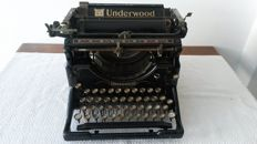 Underwood No 5 Typewriter, USA, 1928