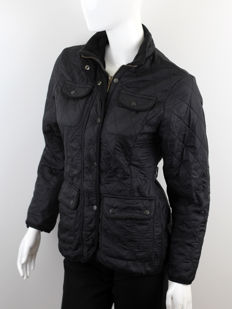 Barbour Brown Quilted Jacket