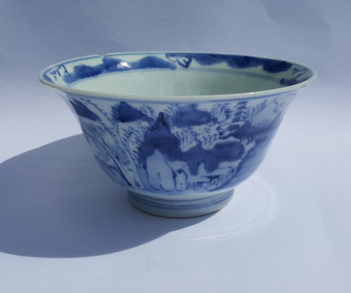 Capital bowl – China – 18th century (Kangxi period)