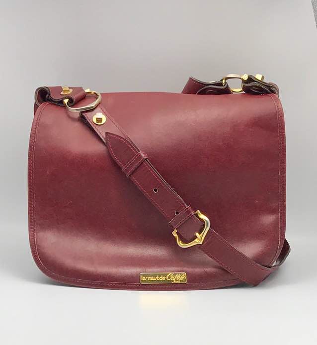 Must de Cartier - Vintage shoulder bag