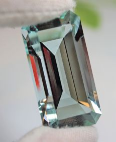 Aquamarine – 88.59 ct
