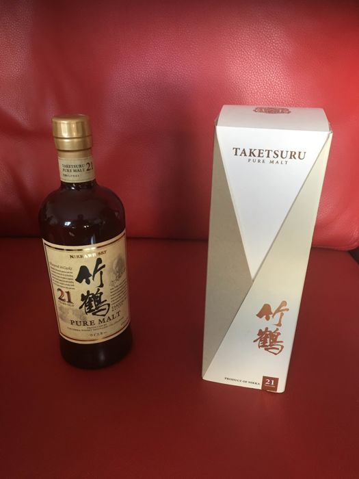 Taketsuru 21 years old Pure Malt